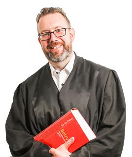 Jörg Sticher im Dienst